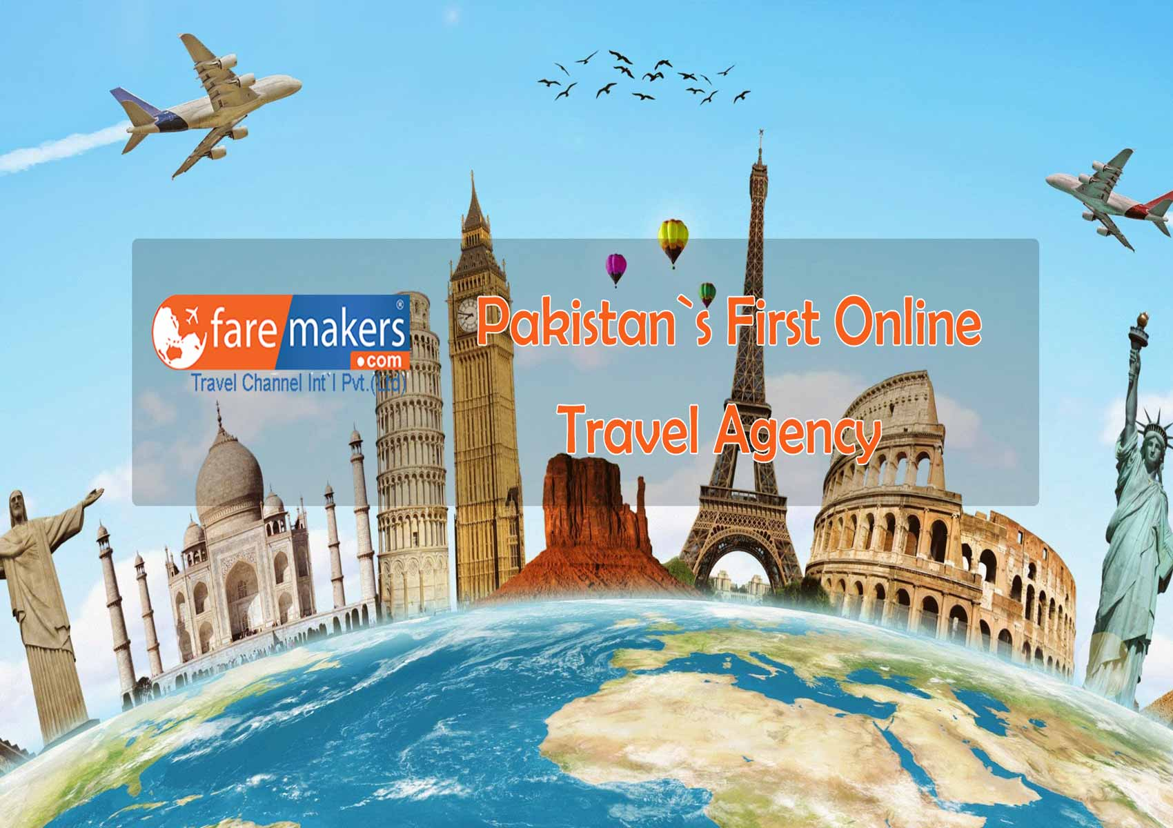 Buy online Air Tickets