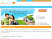 Long Term Loans, Long Term Installment Loans, Unsecured Loans UK