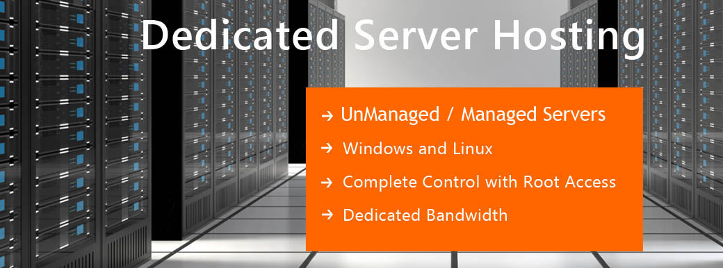 Best Dedicated Server and VPS Hosting Provider in USA