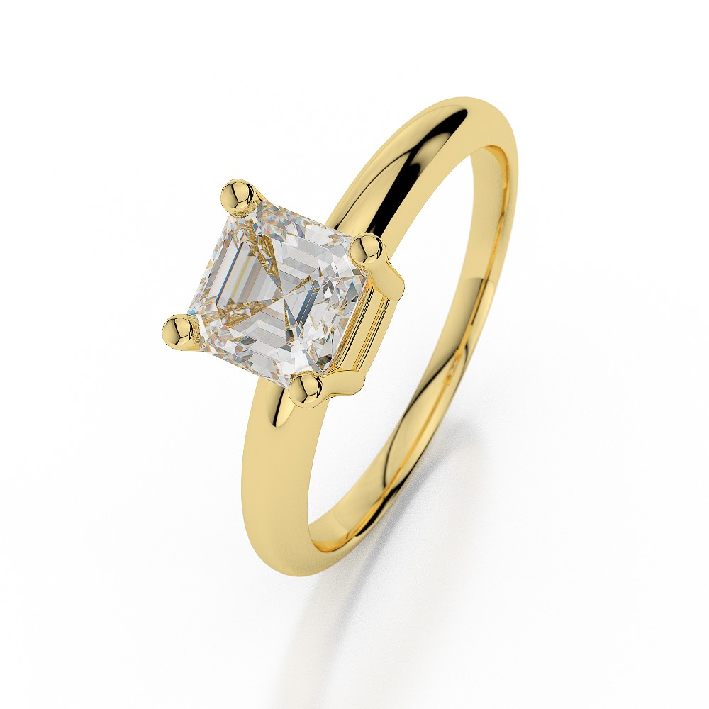 Buy Solitaire Diamond Rings in India