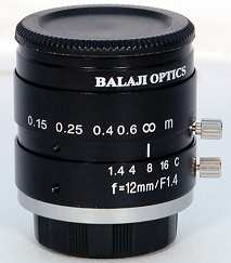 BALAJI OPTICS | MACHINE VISION LENSES | MACHINE VISION