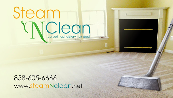 Steam N Clean Carpet Cleaning