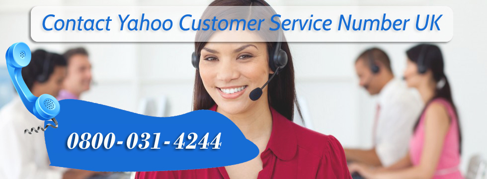Telephone number for yahoo customer service UK