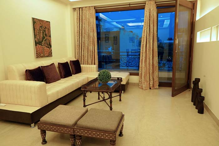 Service Apartments in Greater Kailash 2