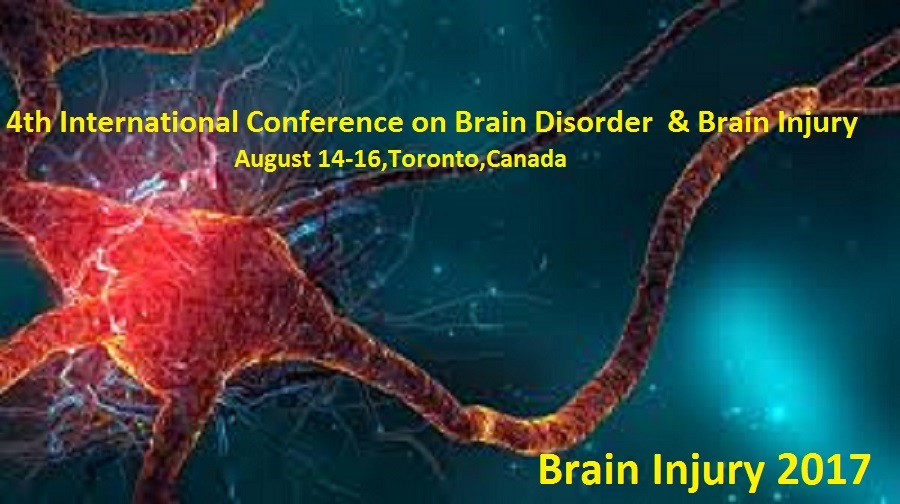 4th International Conference on Brain disorder and Brain Injury