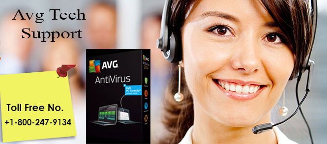 AVG Antivirus Support Number +1-800-247-9134
