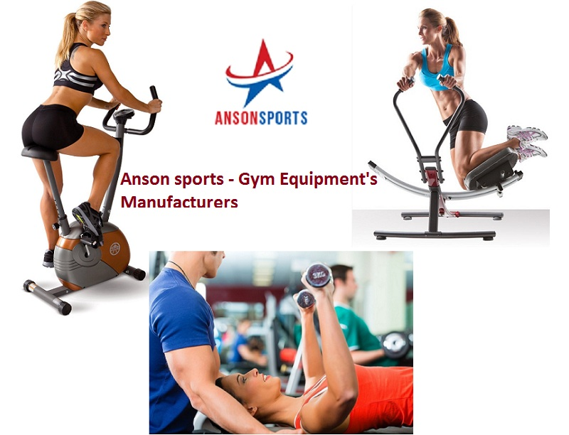 Anson Sports -  Gym and Fitness Equipment's Manufacturers