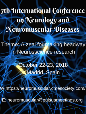 7th International Conference on Neurology and Neuromuscular Diseases