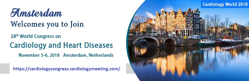 28th World Congress on Cardiology and Heart Diseases