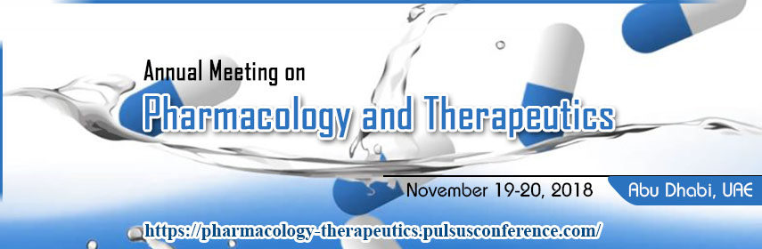 Annual Meeting on Pharmacology and Therapeutics