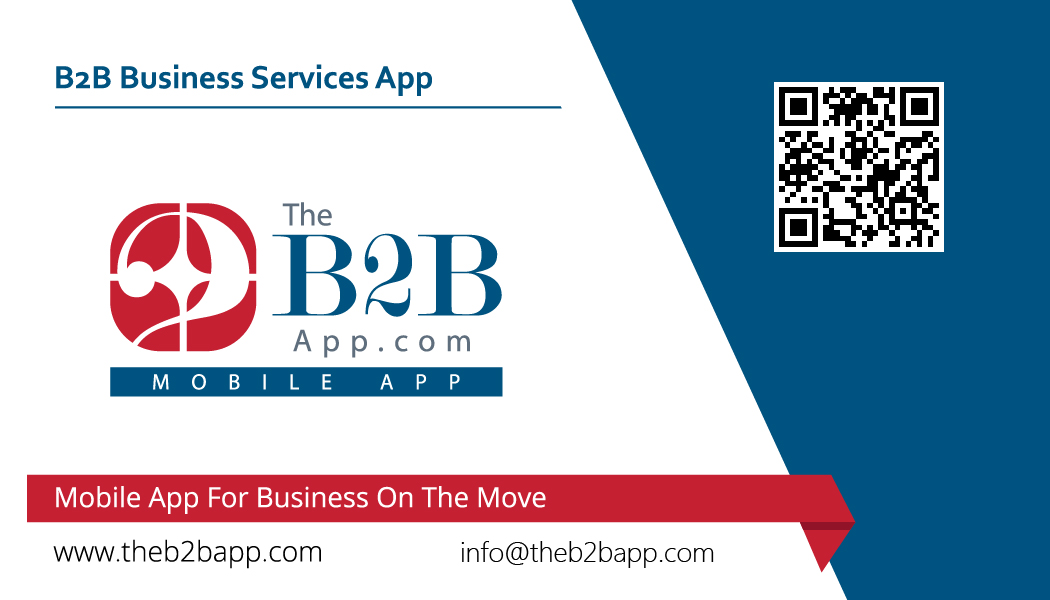 B2B Business Services App: The Best Marketplace for Business Services