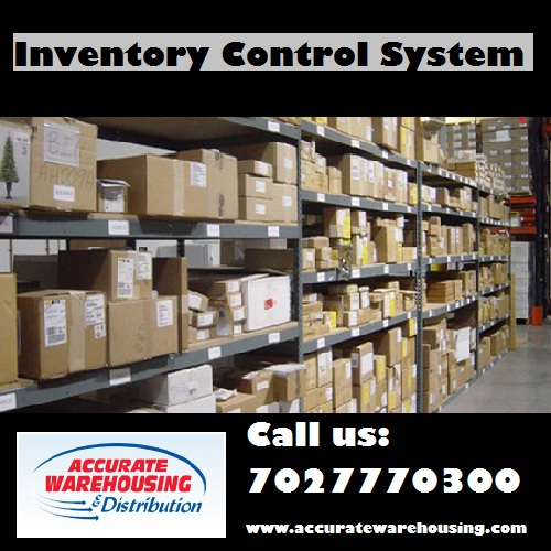 Warehouse Inventory Control System in Las Vegas