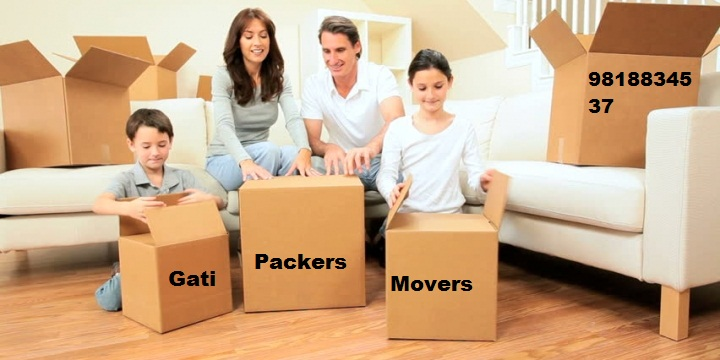 Gati Packers and movers in Chandigarh