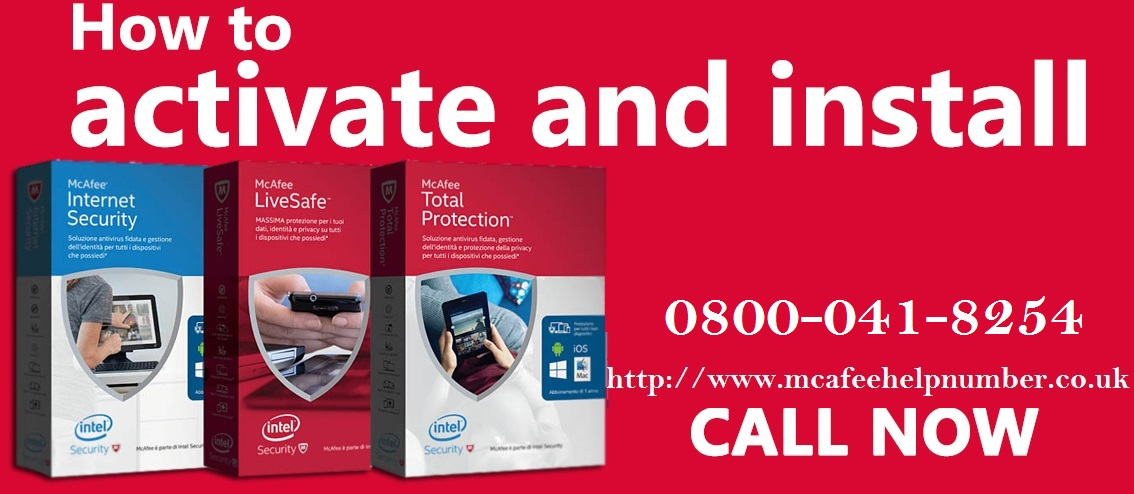 McAfee Phone Number UK 0800-041-8254 McAfee Support Number UK