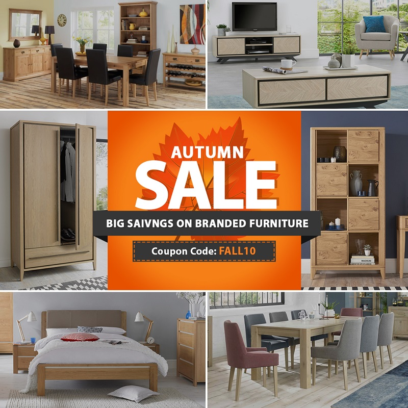 Branded Furniture Sale Extra 5% Off + Free Delivery, Buy Now!