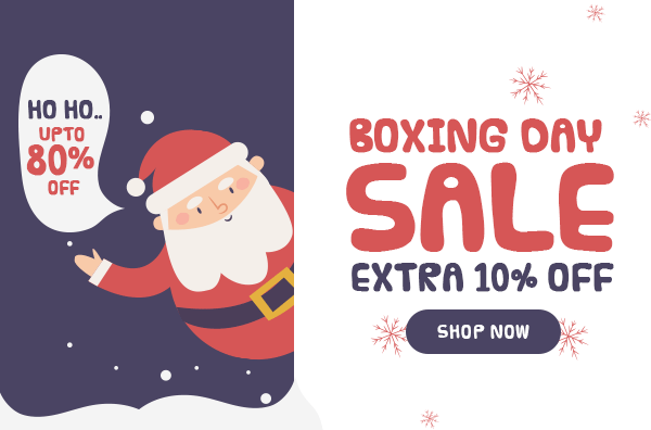 Happy Holidays!! Boxing Day Deals Up to 80% Off on Living & Dining Furniture