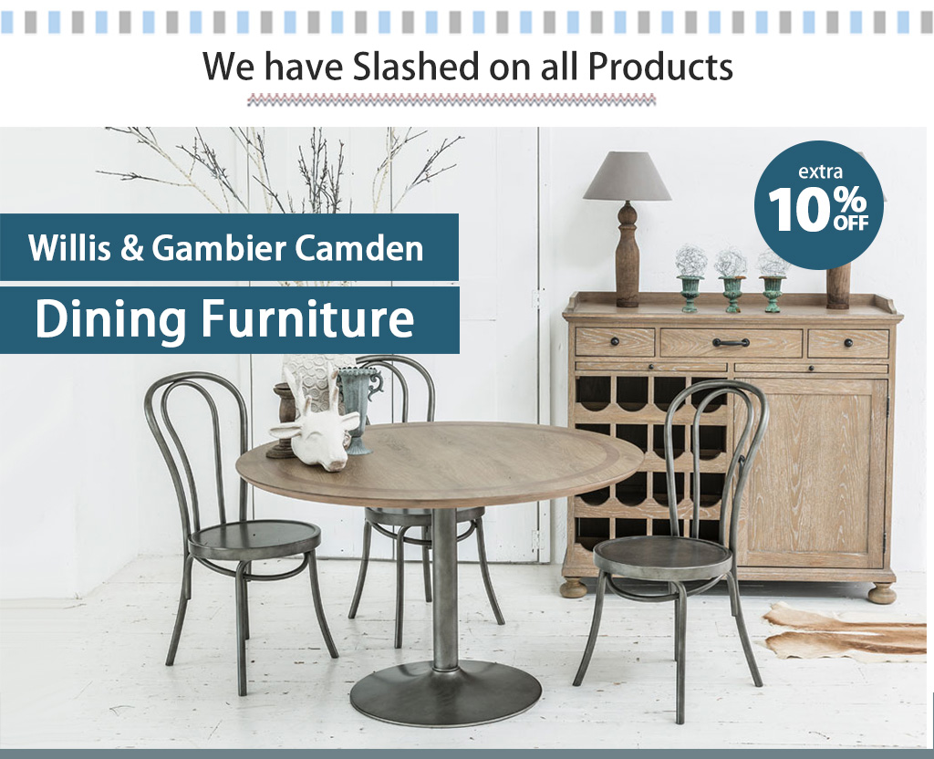 Price Drop Guarantee! Willis & Gambier Living, Dining & Bedroom Furniture Collection Hurry!