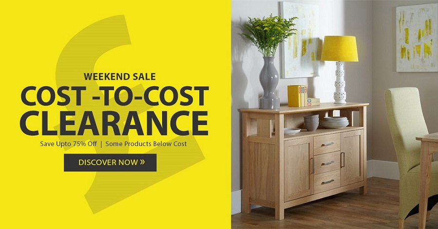 Get an Extra 5% OFF on Everything You Shop | Furniture Direct UK