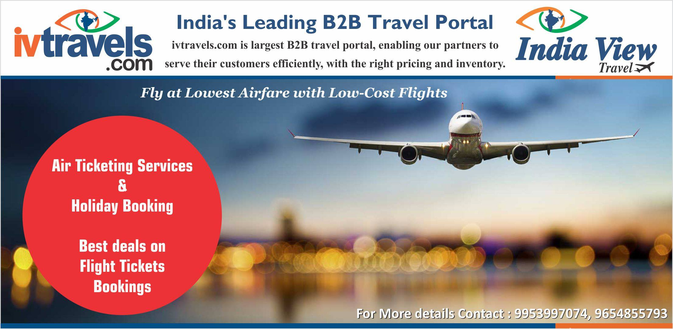 India View Travels, tour packages, tour planning, travel itineraries by Expert agents