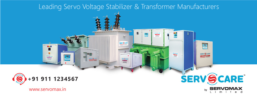 Best Power and Electrical Manufacturers in Hyderabad, India- SERVOMAX LIMITED