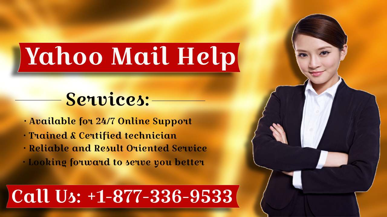 Yahoo Technical Support Number +1-877-336-9533
