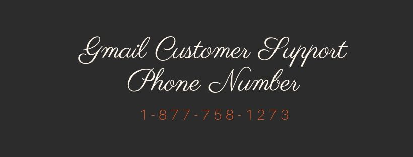 Gmail Customer Support 【1-877-758-1273】 Phone Number