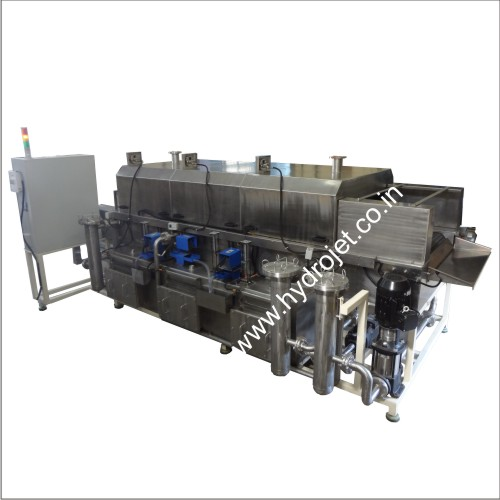 Crate Washer, Component cleaning machine manufacturer