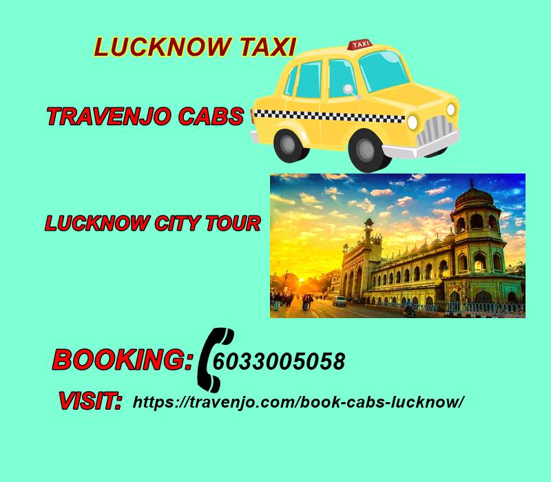 Lucknow Taxi and Cabs