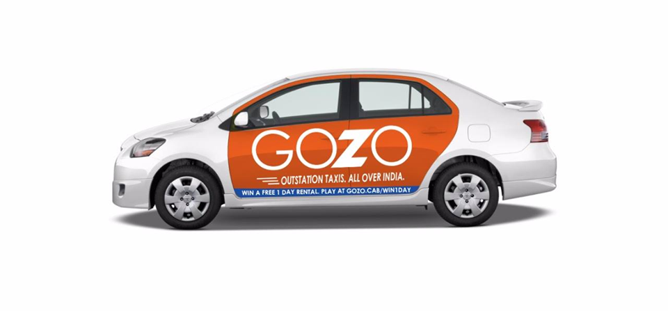 Gozo Cabs- Best and cheapest One-way cab, outstation cabs and many more online booking in India.