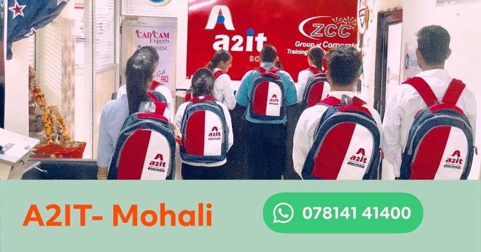 Best Industrial Training in Mohali & Chandigarh | A2iT