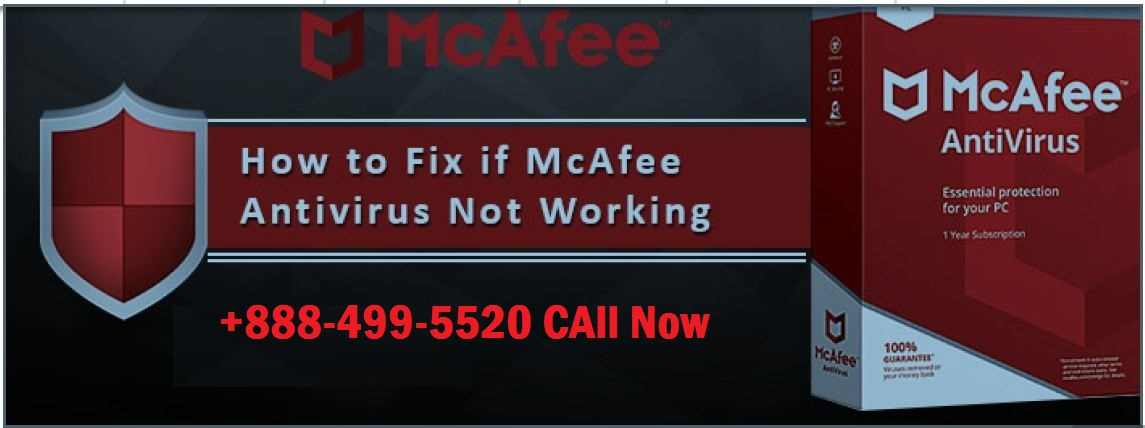 McAfee Support (1)-888-499-5220