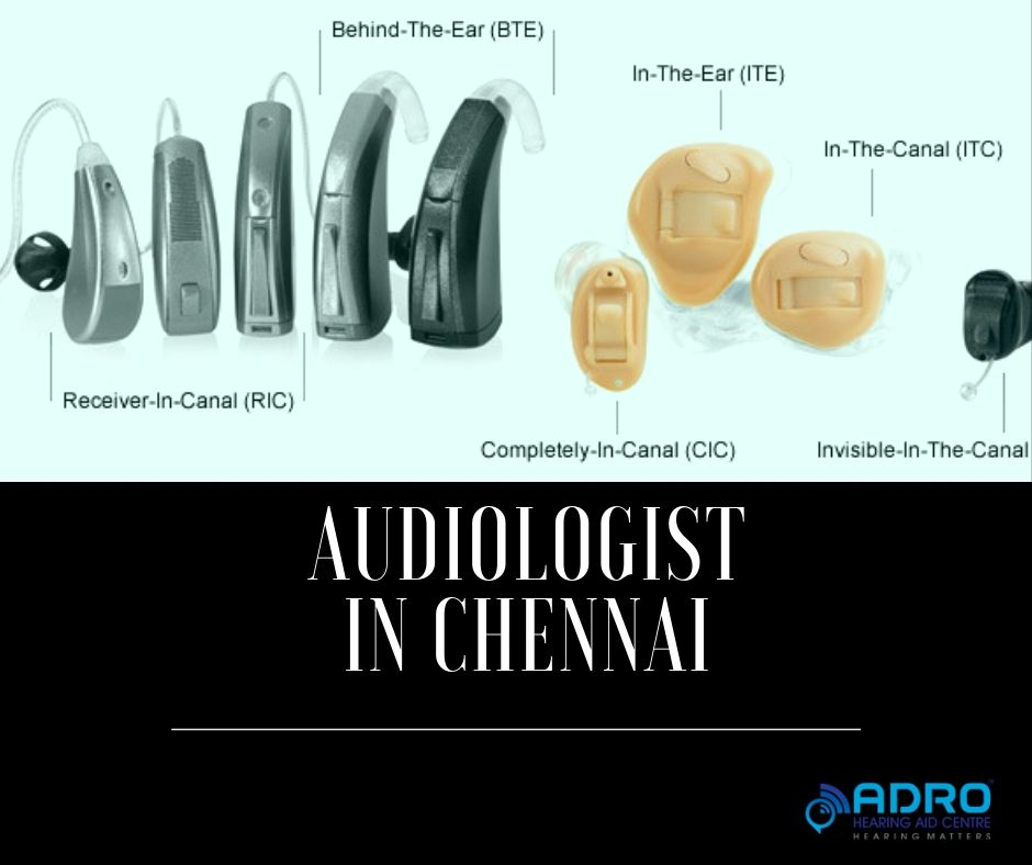 Audiologist in Chennai
