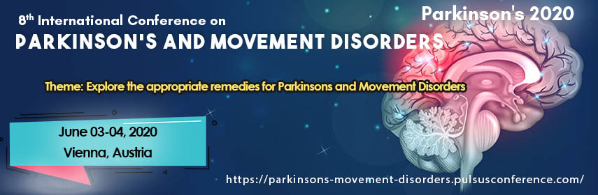 8th International Conference on Parkinson's and Movement Disorders
