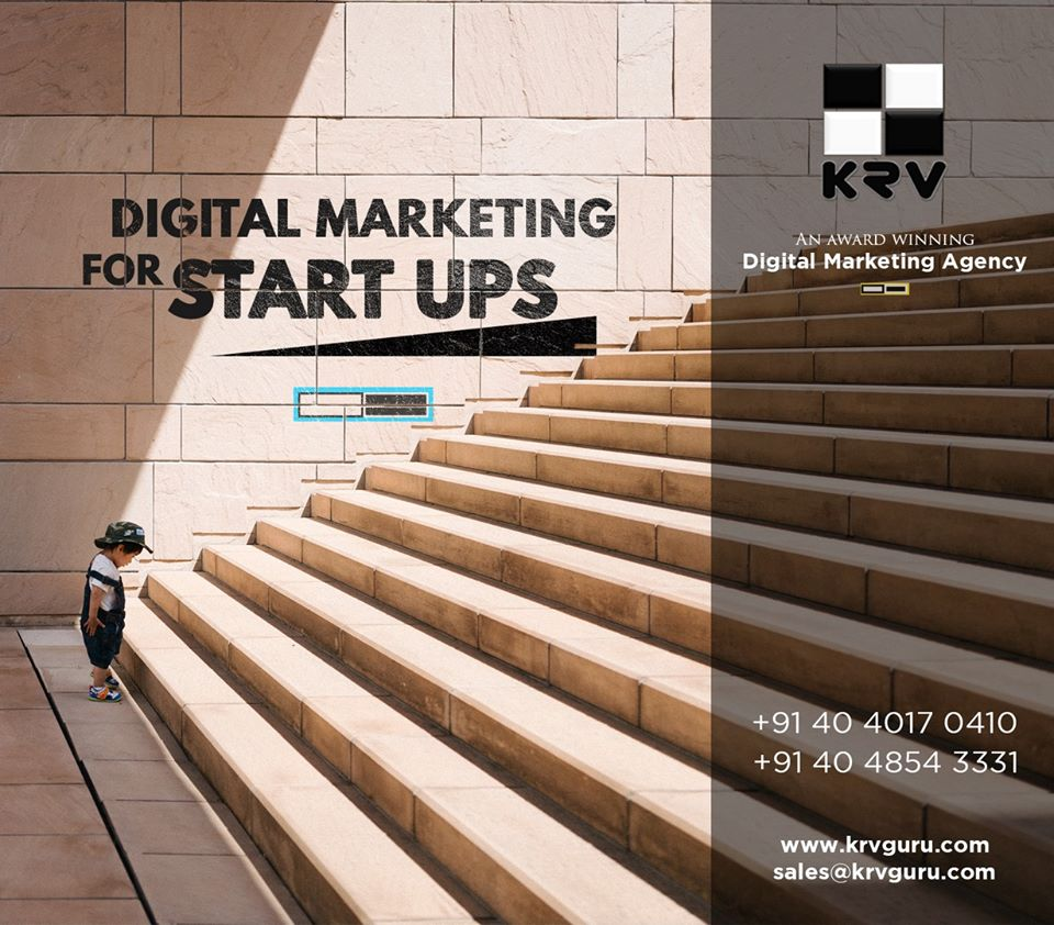 KRV Guru|Top Digital Marketing Agency in Hyderabad| Best branding agency in Hyderabad