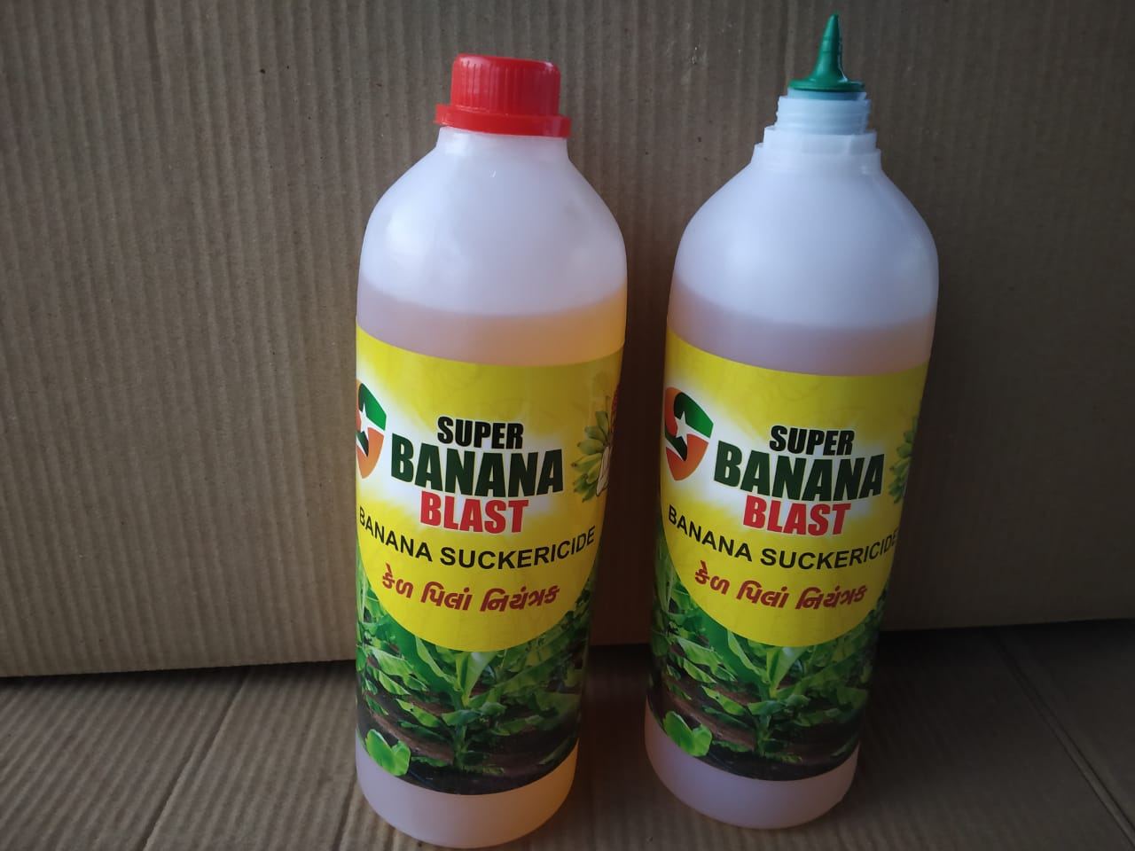 Super Banana Blast Suckericide