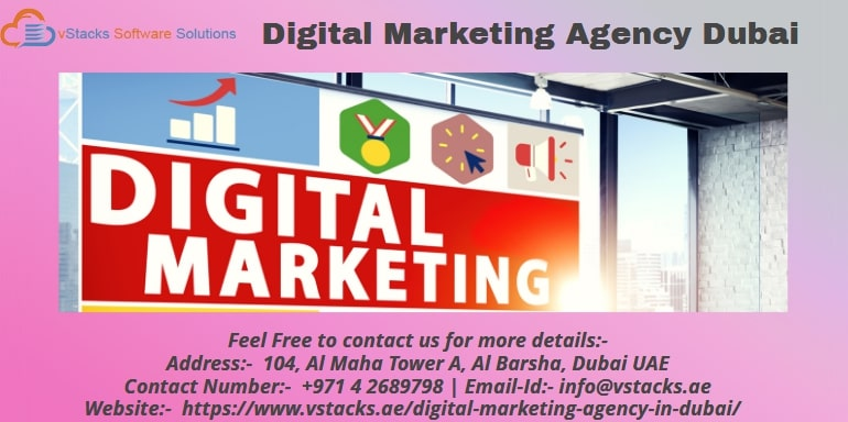 Digital Marketing Agency Dubai