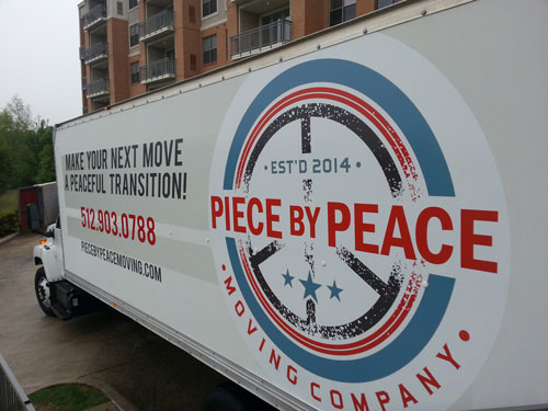 Piece By Peace Moving Company