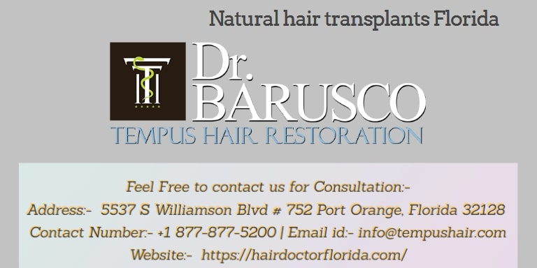 Natural hair transplants Florida