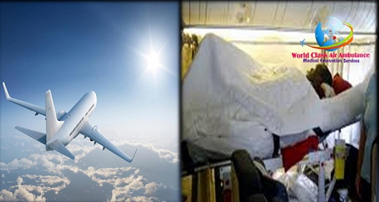 24/7 Hours Medical Transfer Service- World Class Air Ambulance