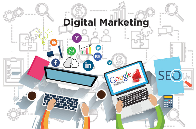 Digital Marketing Services- Digital Web Innovations