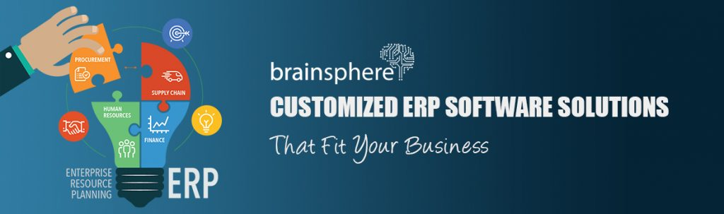 ERP software in UAE