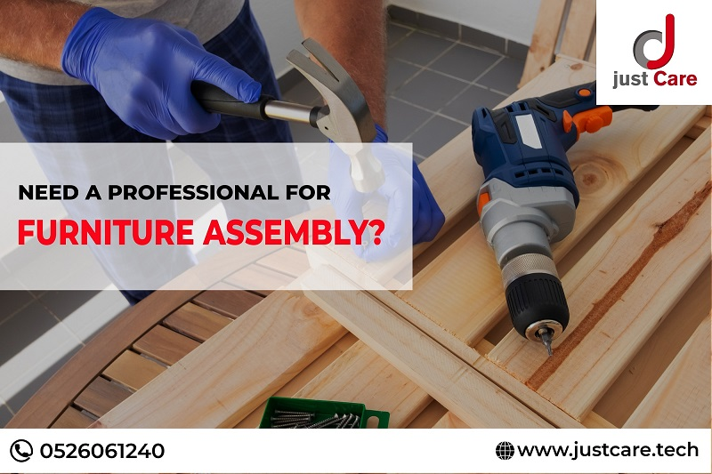 Furniture Assembly Services in Dubai | Installation, Fitting
