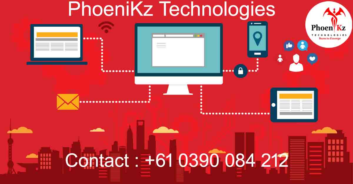Digital Marketing Firm in Australia | PhoeniKz Technologies