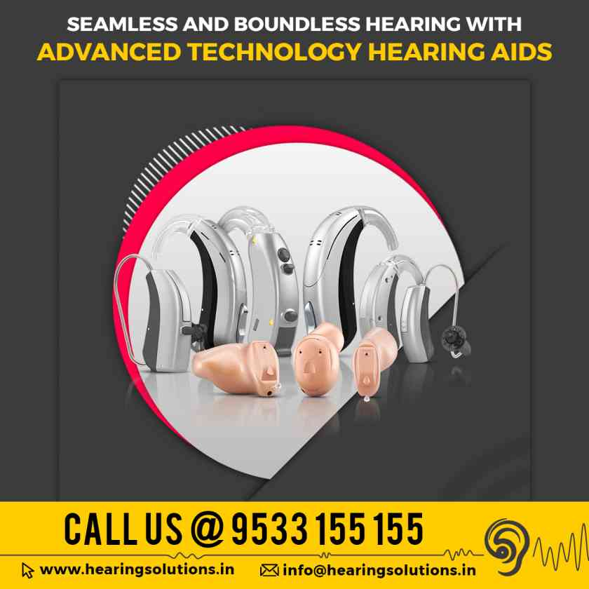 Best Hearing Aid Clinic in India | Buy Ear Machine – Hearing Solutions