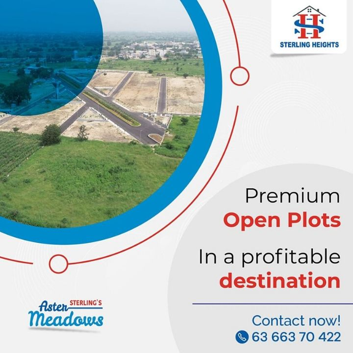 Open Plots In Hyderabad For Sale - Sterling Heights