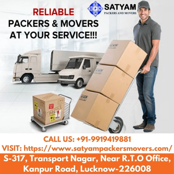 Best packers and movers in Lucknow | office and household shifting in Lucknow