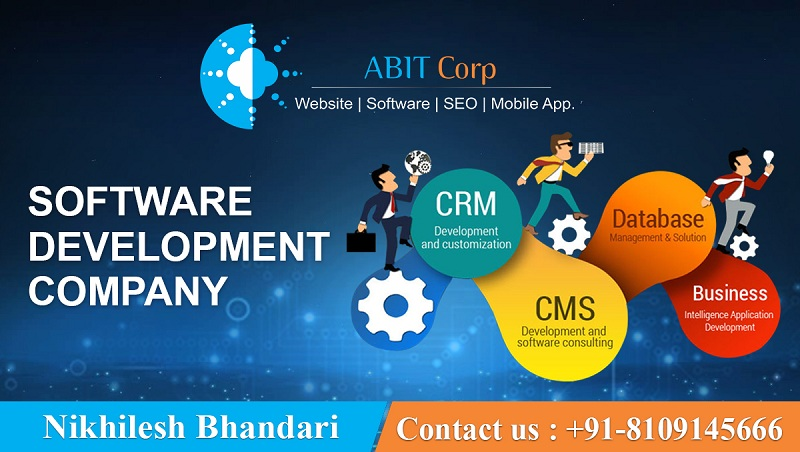 Software Development Company in Indore q
