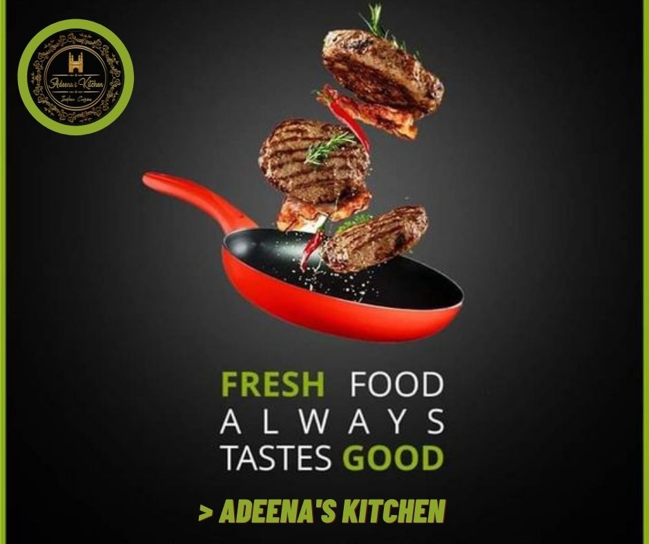 Adeena's Kitchen is a Restaurant and Takeaway in Croydon - 02036678566