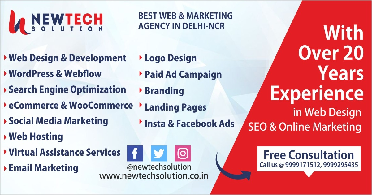 Best web designing and digital marketing agency.