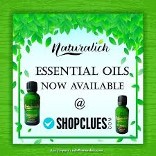 Naturalich : Manufacturer and Supplier Natural Oils from India